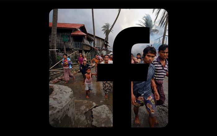 Picu Kekerasan, Facebook Hapus Ratusan Akun Militer Myanmar
