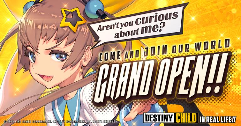 LINE Rilis Game Destiny Child untuk Android dan iOS