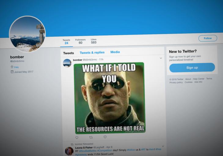Awas! Serangan Malware dari Meme di Twitter