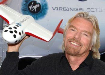 astronot Virgin Galactic