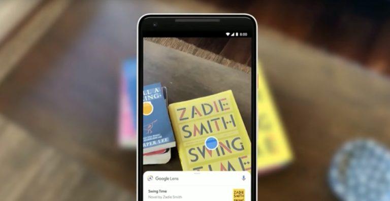 Pengguna Android Lebih Gampang Cari Foto via Google Lens