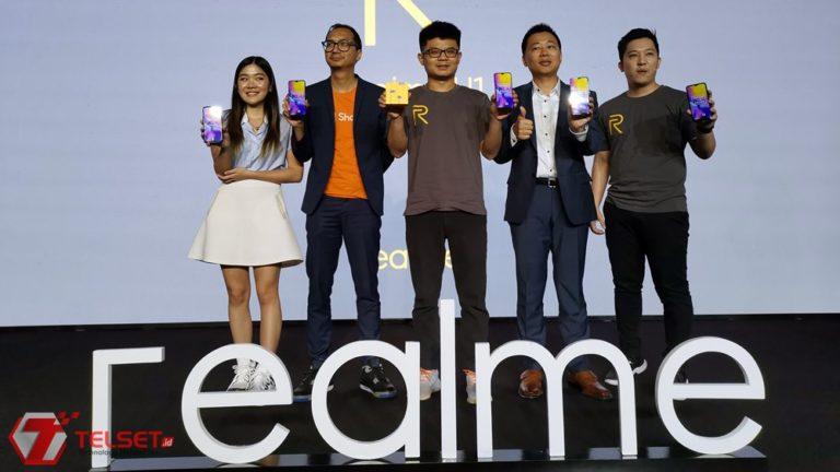 Realme U1 Diluncurkan, Fokus Selfie dengan Kamera 25MP