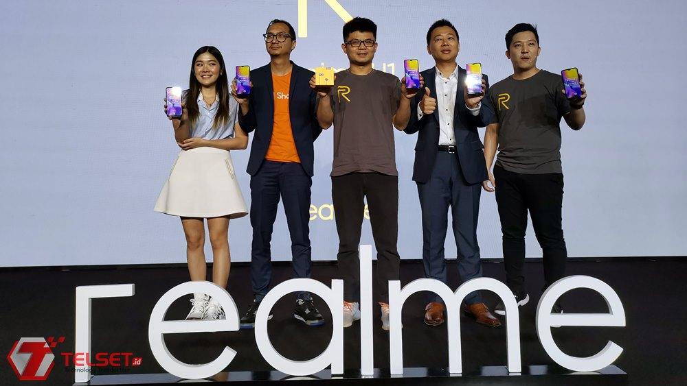 Realme U1 Diluncurkan