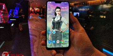 Hands-on Asus Zenfone Max Pro M2