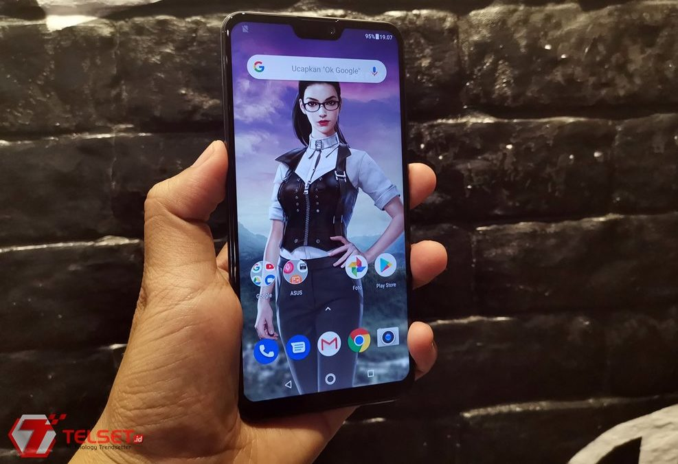 Hands-on Asus Zenfone Max Pro M2