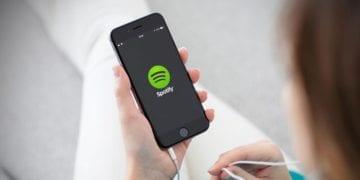 upload lagu ke Spotify