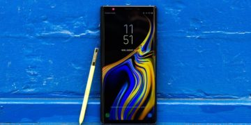 promosi Galaxy Note 9 pakai iPhone