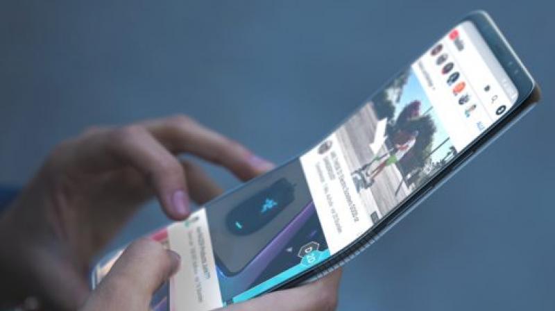 Smartphone HP lipat Oppo