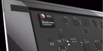 Smartphone pertama Snapdragon 855