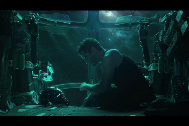 Avengers Endgame: Fans Marvel Minta NASA Selamatkan Tony Stark