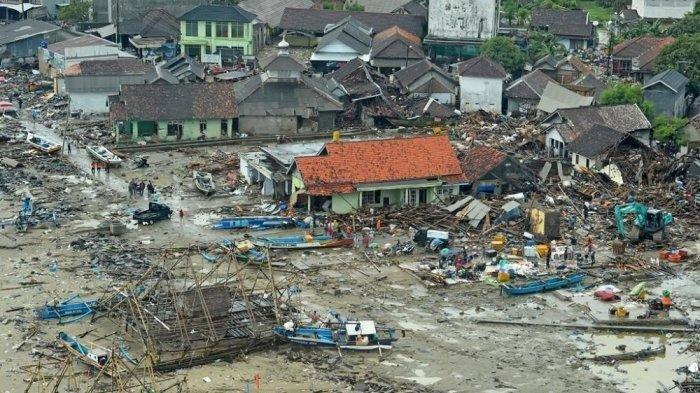Sepekan Pasca Tsunami Anyer, Jaringan Telekomunikasi Pulih 100%
