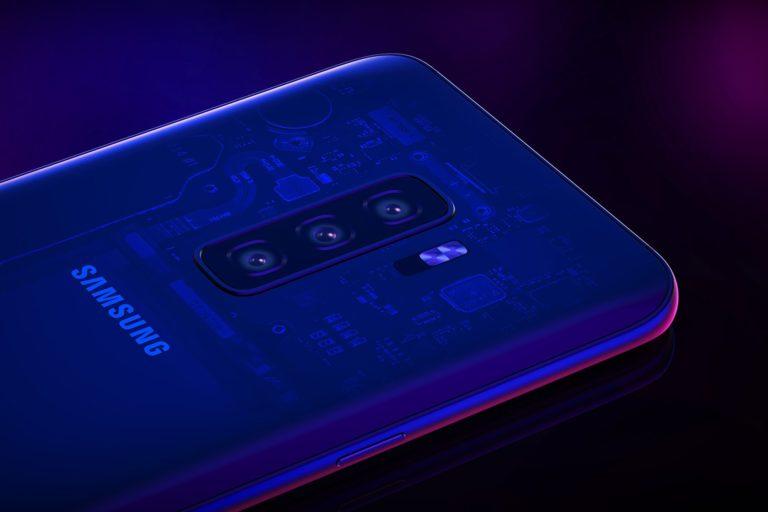 Smartphone 5G Samsung Siap Melenggang di MWC 2019