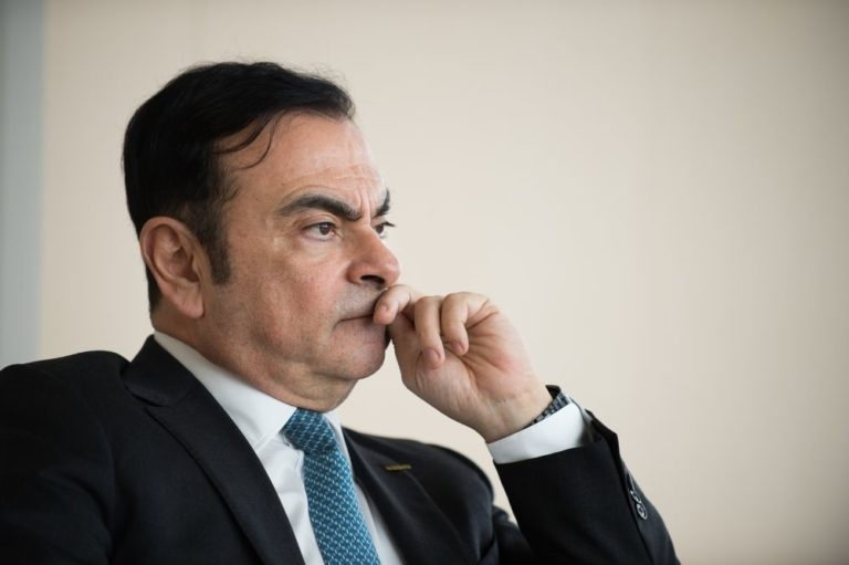 Sidang Perdana, Carlos Ghosn Tidak Mau Didampingi Pengacara