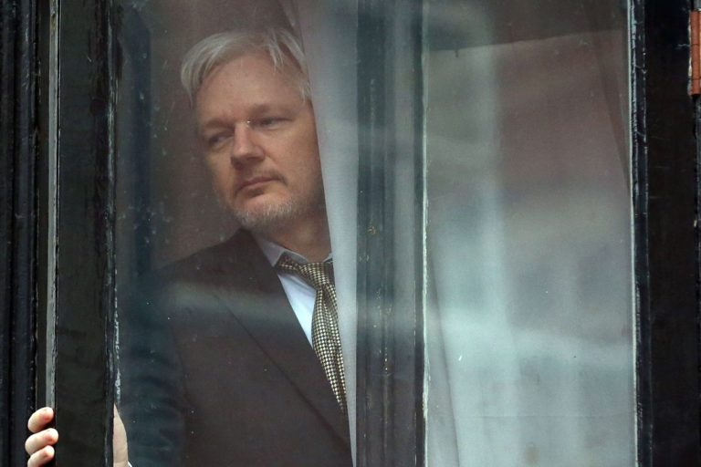 WikiLeaks Minta 140 Fitnah soal Julian Assange Tak Disiarkan
