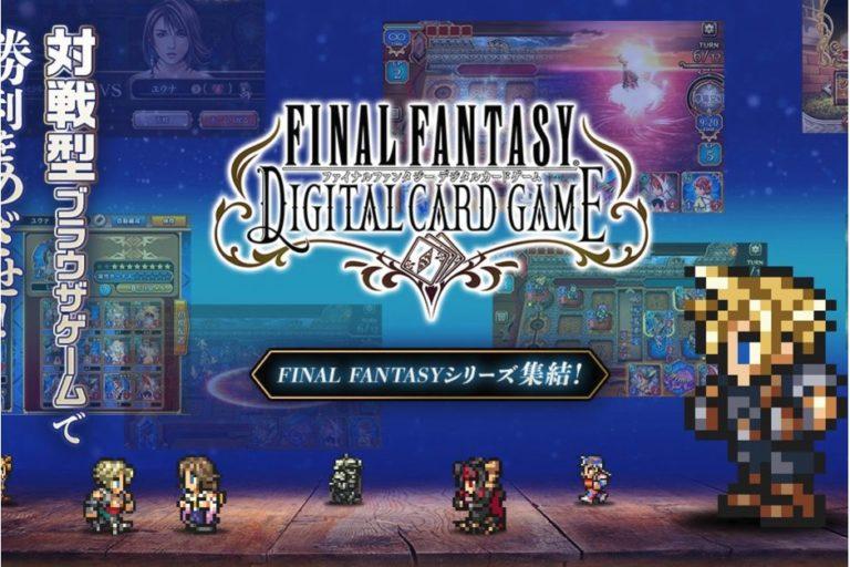 Asyik! Game Final Fantasy Terbaru akan Dirilis untuk Android