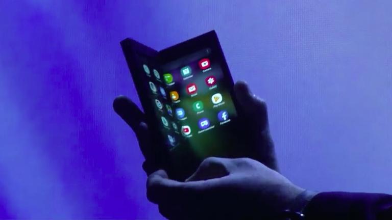Fix! Samsung Galaxy F Diluncurkan Bareng dengan Galaxy S10