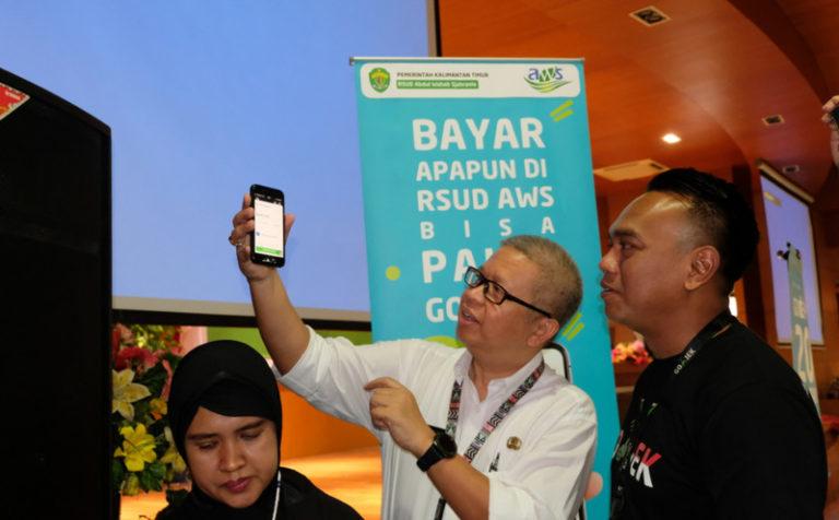 Rumah Sakit di Samarinda Terima Pembayaran Pakai Go-Pay