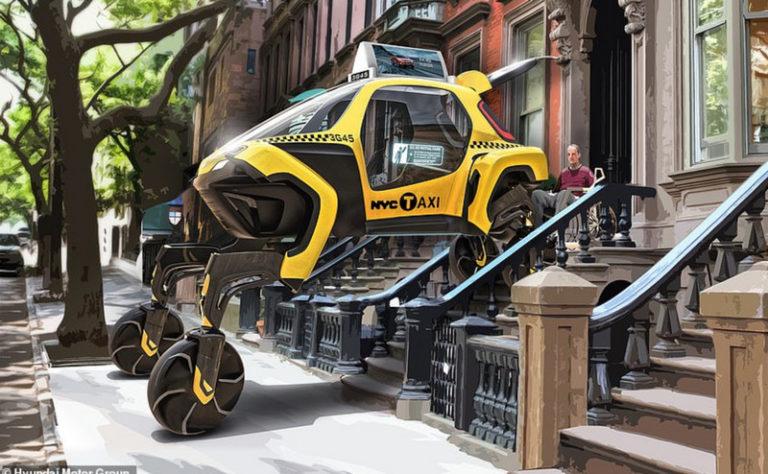 "Hyundai Garap Mobil ""Robot Transformers"""