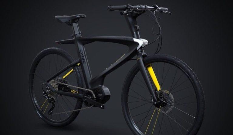 Cybric Legend, Sepeda Pintar dengan Alexa di Badannya
