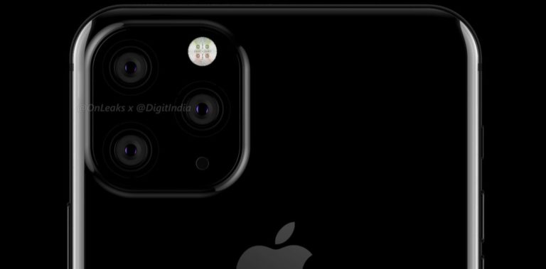 Apple Siapkan iPhone XI dengan Tiga Kamera Belakang?