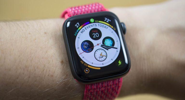 Apple Watch Siapkan Fitur Pengelola Kesehatan