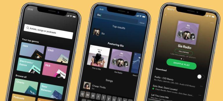 Podcast jadi Fokus untuk Tingkatkan Jumlah Pengguna Spotify