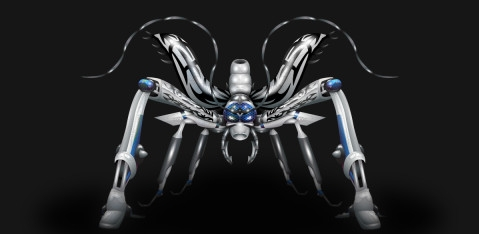 Militer AS Kembangkan Robotdengan Otak Serangga