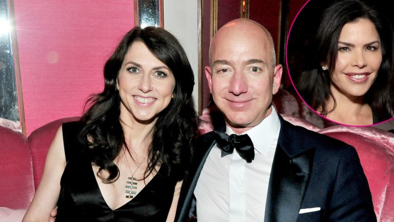 Bahagia Bercerai, Bos Amazon Ajak Anak Jajan Es Krim