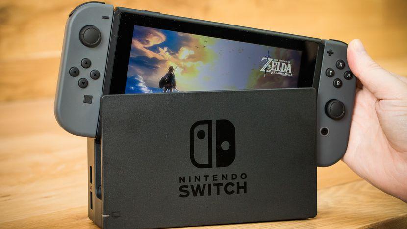 Nintendo Switch Generasi Terbaru