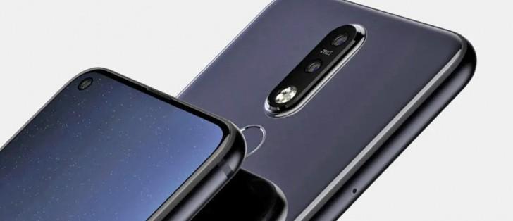 """Dirilis Akhir Januari, Nokia 6.2 Usung Desain """"Layar Berlubang"""""""