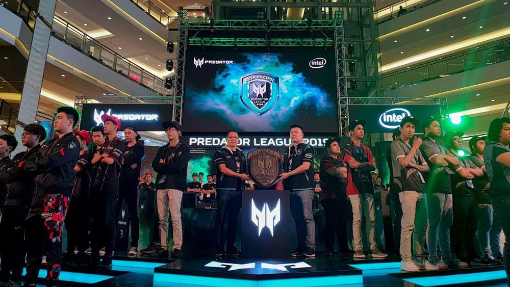 Kompetisi eSports Acer