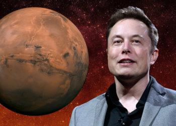 Penduduk pertama Mars