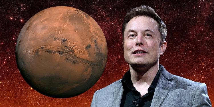 Ramalan Elon Musk Soal Penduduk Pertama Mars, Apa Katanya?