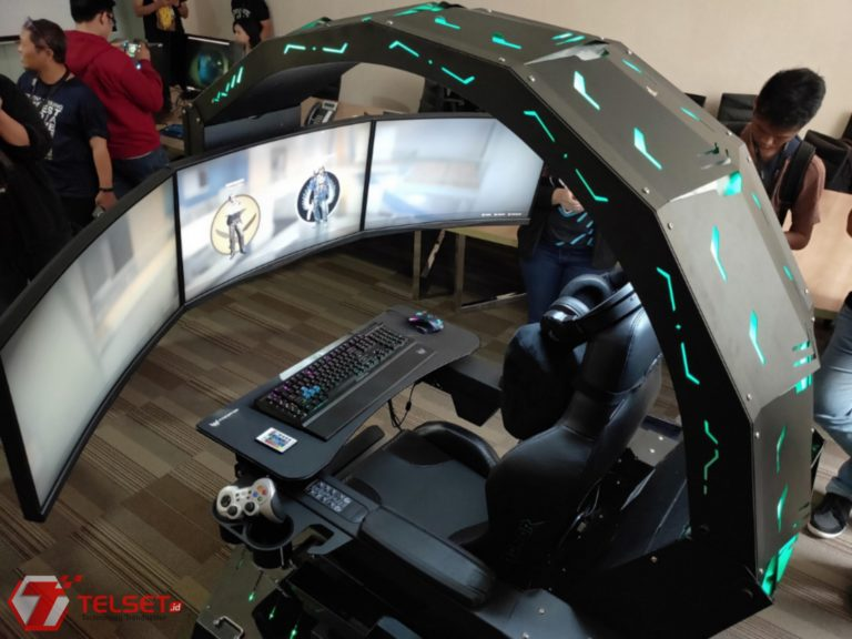 Seharga Mobil, Acer Yakin Kursi Gamingnya Laku di Indonesia