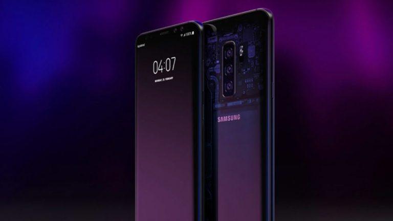 5 Teknologi Baru di Samsung Galaxy S10