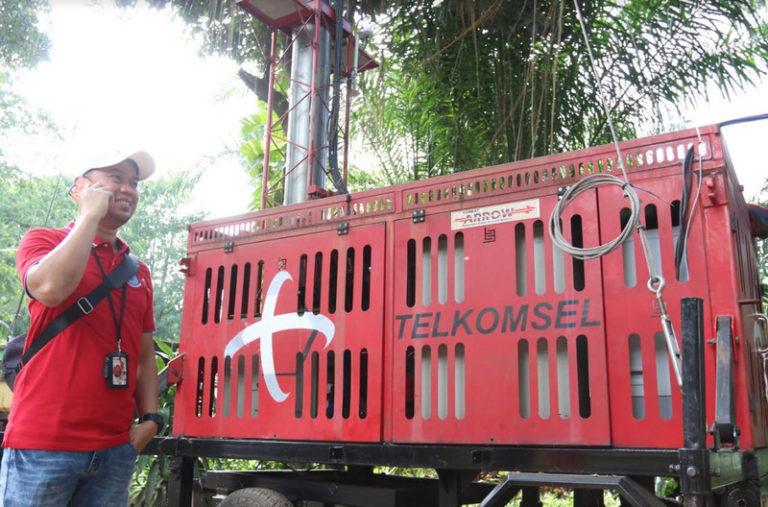 Trafik Internet Telkomsel Naik 21% Selama Natal dan Tahun Baru