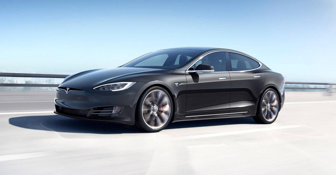 Tesla Model S Terbakar
