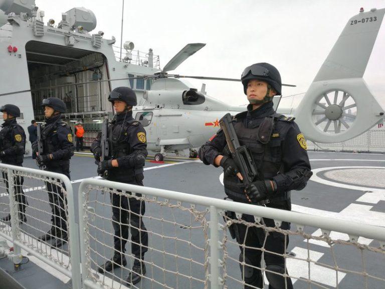 AS Waswas dengan Teknologi Militer China, Kenapa?