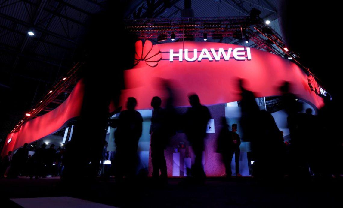 Prancis Huawei