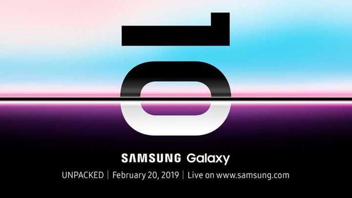 Siap-siap! Ini Tanggal Rilis Samsung Galaxy S10