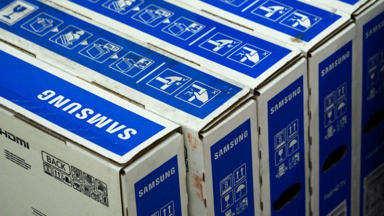 Samsung Stop Kemasan Plastik untuk Bungkus Ponsel