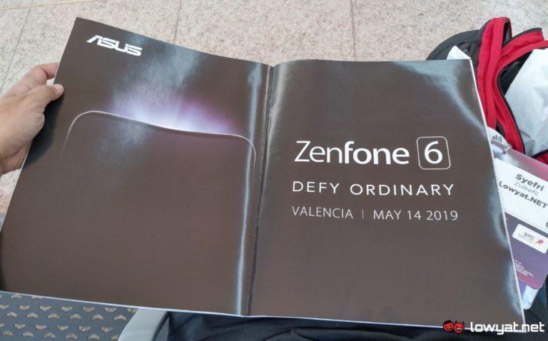 Catat! Ini Tanggal Peluncuran Asus ZenFone 6