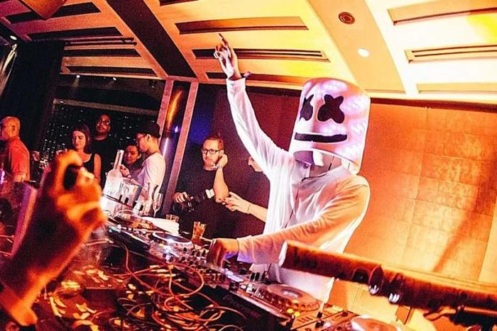 Wuihh! Ada Konser DJ Marshmello di Fortnite