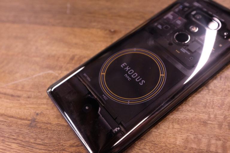 HTC Exodus 1 Kini Bisa Dibeli Pakai Uang Asli, Harganya?