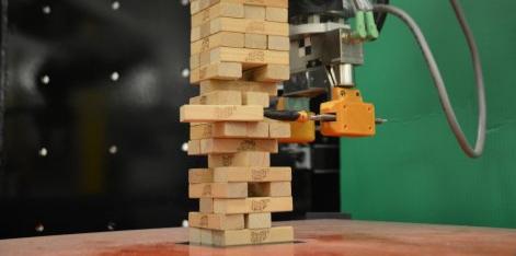 Keren! Robot Ciptaan MIT Ini Bisa Mainkan Jenga