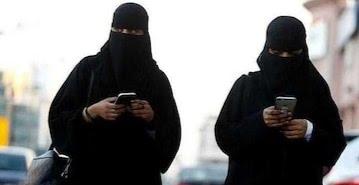 Apple & Google Dikritik Soal Aplikasi 'Pengawas Wanita' Arab Saudi