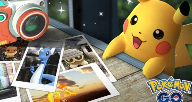 Seru! Fitur Ini Bikin Seluruh Pokemon jadi Foto Model