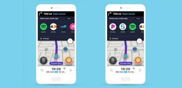 Waze akan Punya Fitur Audio Player di Android