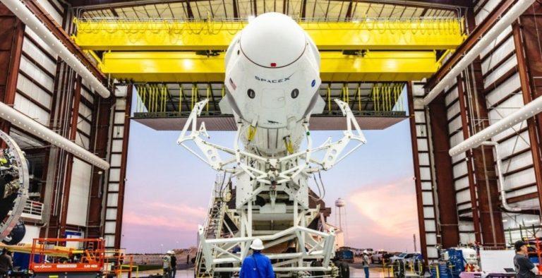 NASA dan SpaceX Siap Luncurkan Crew Dragon, Apa Itu?