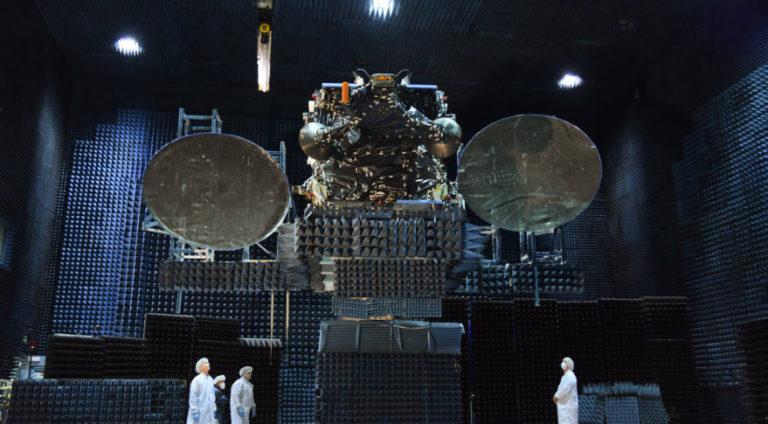 Dari Cape Canaveral, Satelit Nusantara Satu Meluncur Bersama Falcon 9
